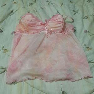 Pink Rampage Chemise Sleepware